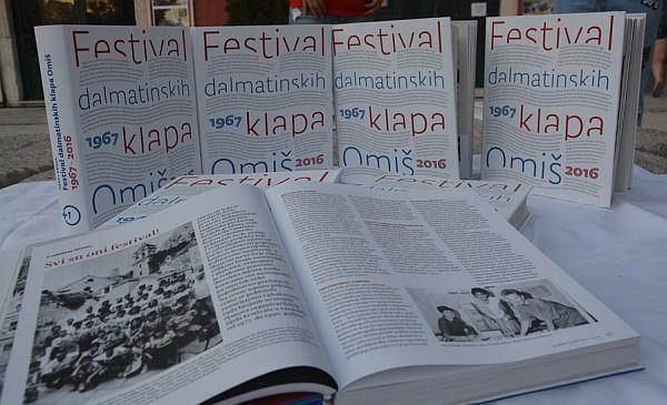 Promocija monografije FDK Omiš u Splitu